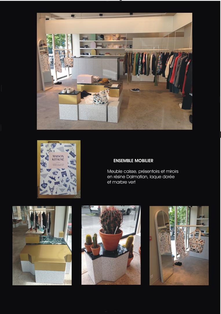 Agence bs style magasins - Esprit magasins paris ...